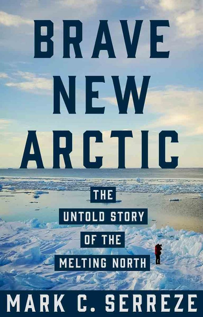 Brave New Arctic book cover
