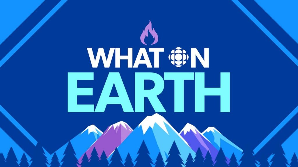 Logo for CBC What on Earth?